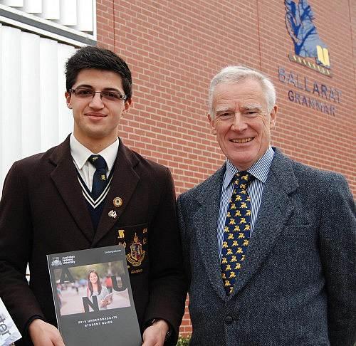 Nishanth and Headmaster