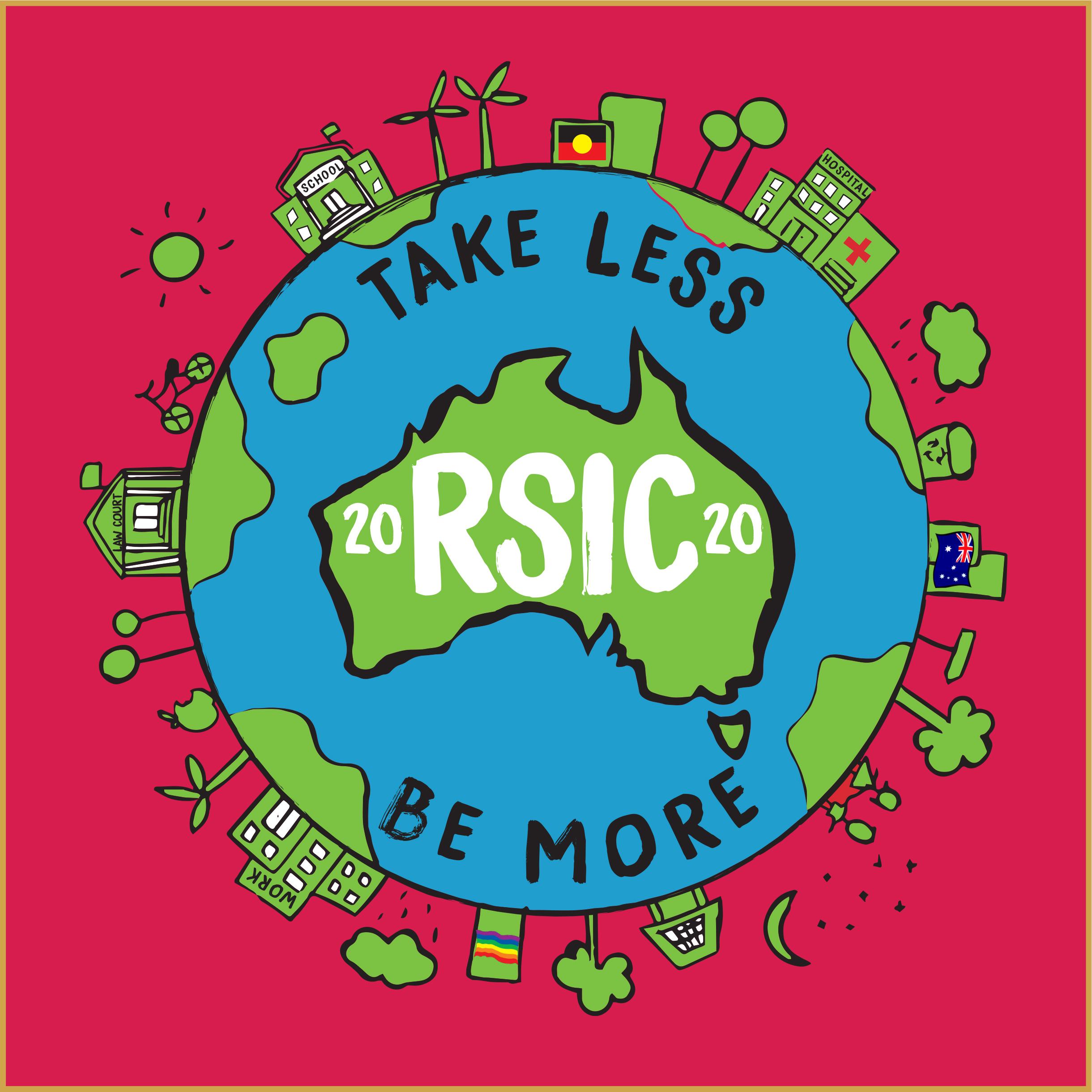 RSIC 2020 logo